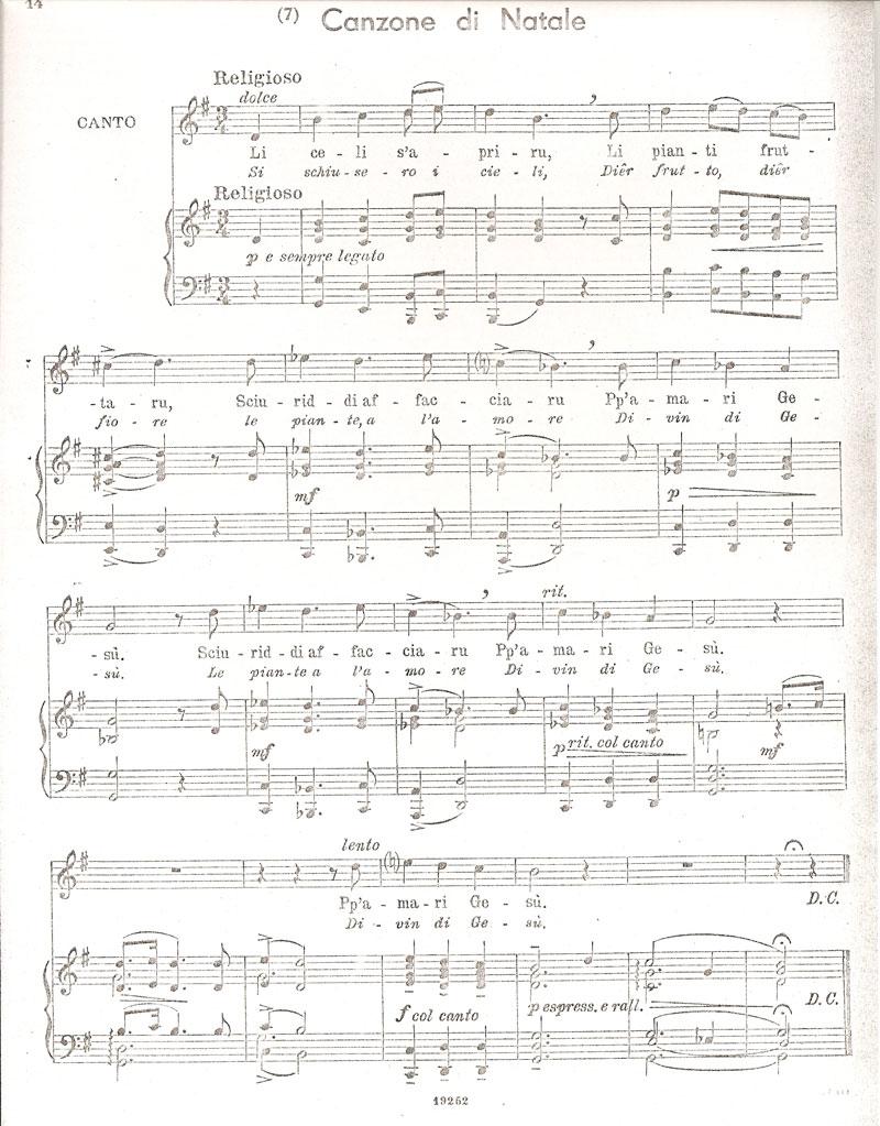 Poesie Di Natale In Dialetto Siciliano.Sicilia Musica Gruppo Folk Canti Di Natale Novene