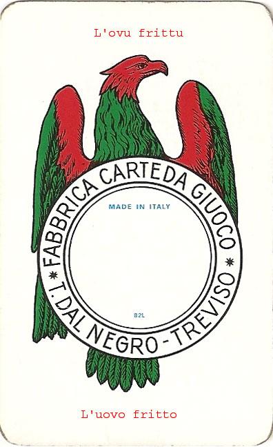 Giochi carte siciliane